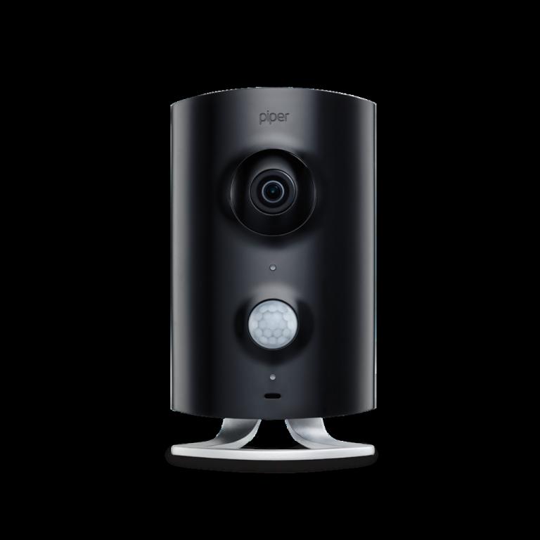 PIPER NV Smart Home Alarmanlage mit HD Kamera schwarz