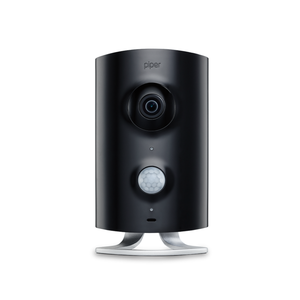 piper nv smart home alarmanlage mit hd kamera schwarz. Black Bedroom Furniture Sets. Home Design Ideas