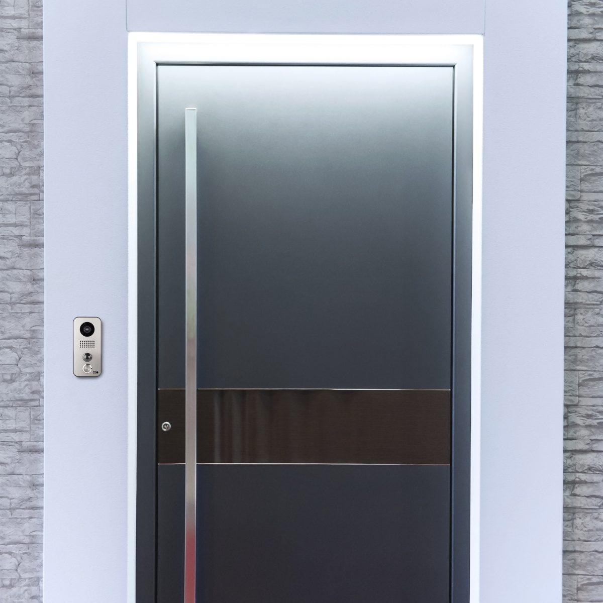 Door Station Amp Ds Kd8002 Vm Video Intercom Water Proof