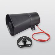 Akustischer Signalgeber ES 12/K ohne Schutzgehäuse