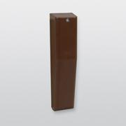 TELENOT MS 232 Meldersender im Gehäusetyp K80 braun