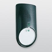 TELENOT COMSTAR VAYO F225 Carbon silber Funk Vorhang Bewegungsmelder